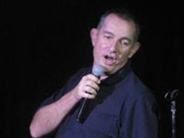 Sydney Fringe Comedian Peter Green